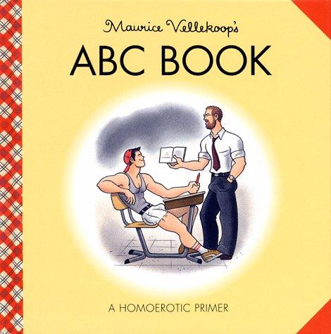 9781889539041: Maurice Vellekoop's ABC Book: A Homoerotic Primer