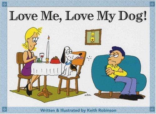 Love Me, Love My Dog: Amanda Robinson
