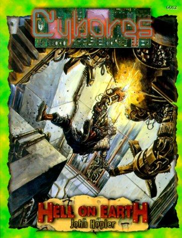 9781889546612: Cyborgs (Deadlands: Hell on Earth; PEG6012)