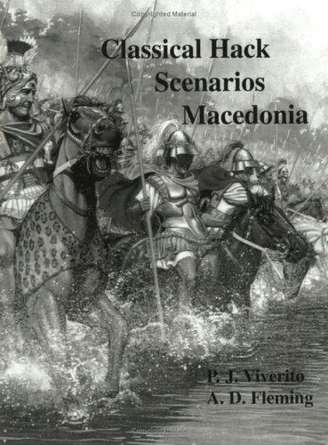 9781889584140: Classical Hack Scenarios Macedonia