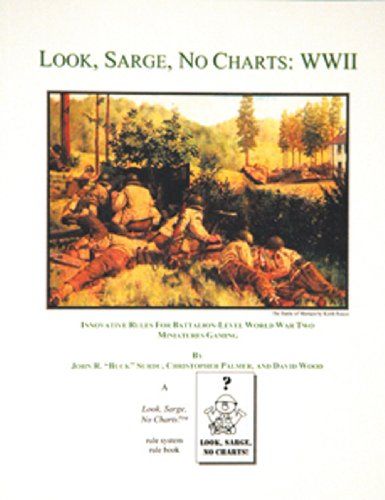 Look Sarge No Charts: WWII: John Surdu, Keith