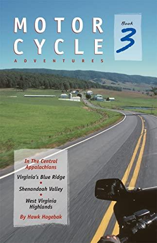 9781889596174: Motorcycle Adventures. Book 3