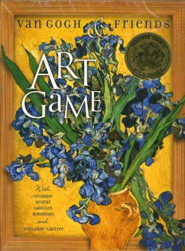 9781889613093: Van Gogh & Friends Art Game