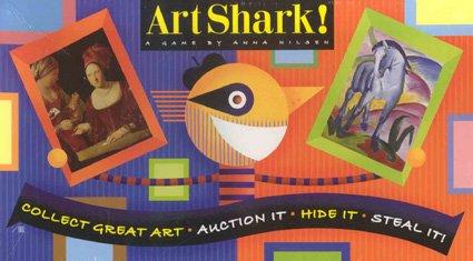 9781889613888: Art Shark: Collect Great Art * Auction It * Hide It * Steal It!