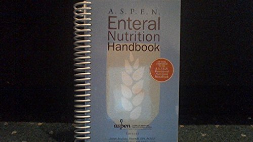 9781889622132: Enteral Nutrition Handbook