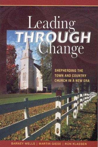 9781889638539: Leading Through Change