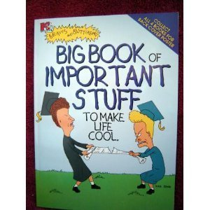 Beavis and Butthead Big Book of Important Stuff to Make Life Cool: Judge, Mike