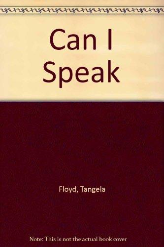 9781889668208: Can I Speak