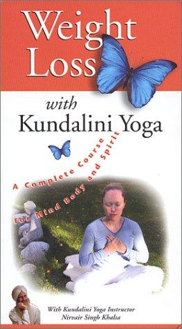 9781889679129: Weight Loss with Kundalini Yoga [VHS]
