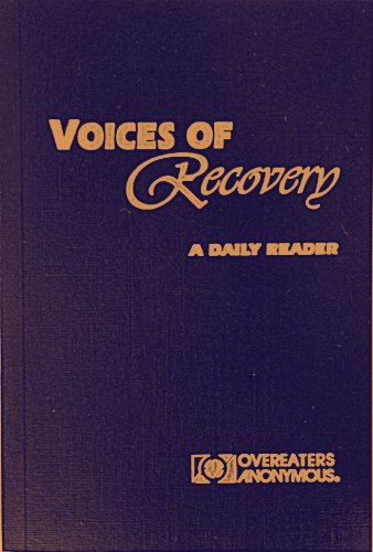 9781889681030: VOICES OF RECOVERY - a Daily Reader