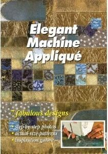 9781889682228: Elegant Machine Applique