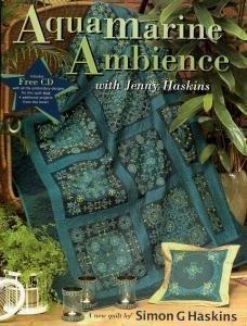 Aquamarine Ambience: Jenny Haskins