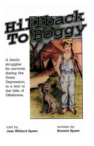 Hillback to Boggy: Speer, Bonnie