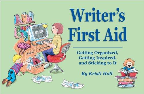Writer's First Aid: Kristi Holl