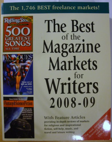 The Best of the Magazine Markets for Writers 2008: Marni McNiff