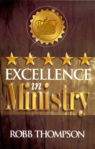 9781889723228: Excellence in Ministry
