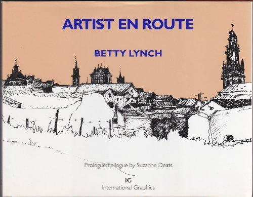 Artist en Route: Betty Lynch