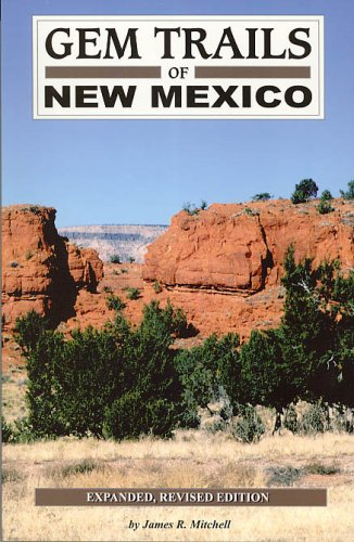 9781889786124: Gem Trails of New Mexico