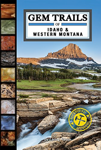9781889786513: Gem Trails of Idaho & Western Montana