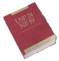 9781889788036: United States Pharmacopeia (USP # 24 NF19) (Hardcover Text w/ 3 Supplements)