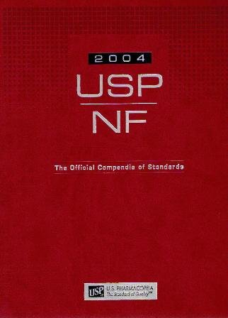 9781889788197: United States Pharmacopeia and National Formulary (USP27-NF22)