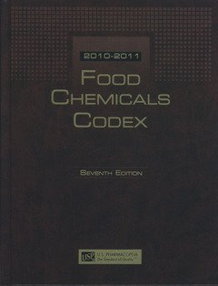 9781889788869: Food chemicals codex 2009-2010: the official compendia of standards