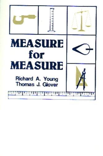 Measure for Measure: Thomas J. Glover,