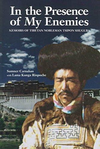 9781889797151: In the Presence of My Enemies: Memoirs of Tibetan Nobleman Tsipon Shuguba (Men's Spirituality Series)
