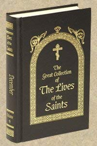 9781889814025: The Great Collection of the Lives of the Saints, Vol. 4: December