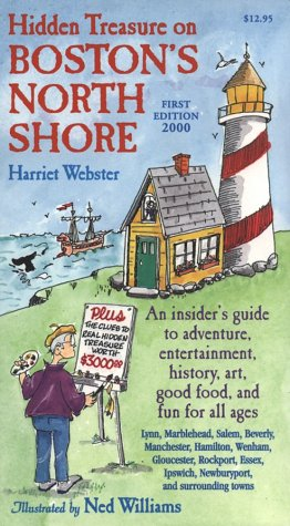 Hidden Treasure on Boston's North Shore: Harriet Webster