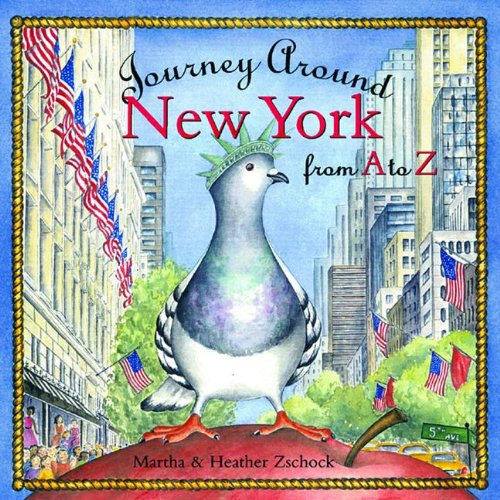 9781889833323: Journey Around New York from A to Z