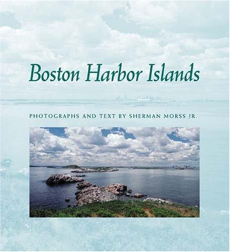 9781889833910: Boston Harbor Islands (New England Landmarks)