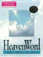 9781889855158: Heavenword Audio Bible for Windows (Devotional software, NIV translation)