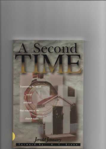 A Second Time: January, Jerald, Sr.