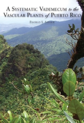 9781889878331: A Systematic Vademecum to the Vascular Plants of Puerto Rico