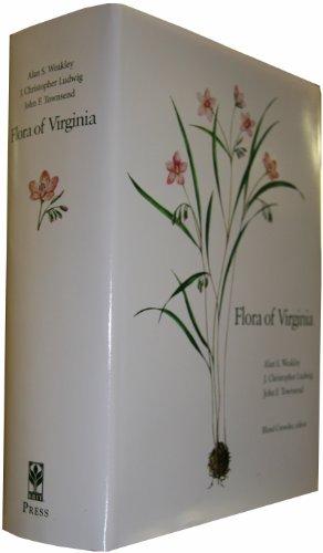 Flora of Virginia: Alan S. Weakley