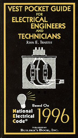 9781889892061: Vest Pocket Guide for Electrical Engineers and Technicians