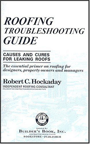9781889892115: Roofing Troubleshooting Guide