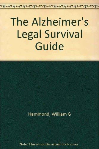 9781889902142: The Alzheimer's Legal Survival Guide