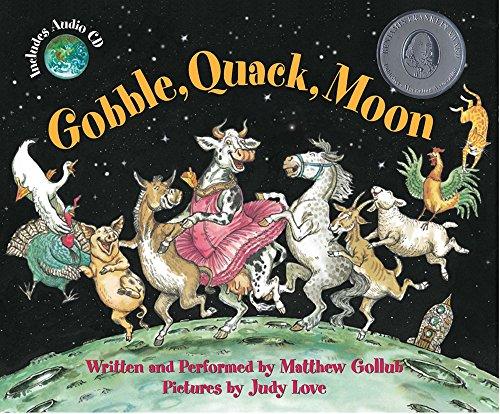 Gobble, Quack, Moon Format: Hardcover