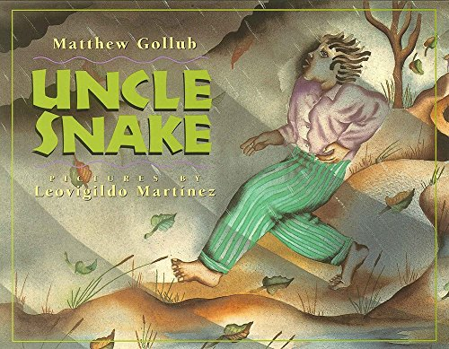 Uncle Snake: Gollub, Matthew