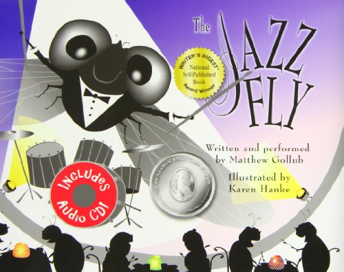 9781889910437: The Jazz Fly W/CD: Starring the Jazz Bugs