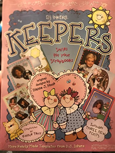 9781889912127: Keepers (Cut & Copy for Computer CD)