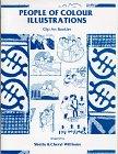 9781889926636: People of Colour Illustrations Clip Art Book, Vol. 1, No. 2