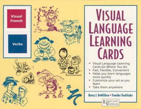 9781889950082: Visual French Verbs (Language Express Cards) (French Edition)