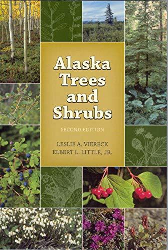 9781889963860: Alaska Trees and Shrubs