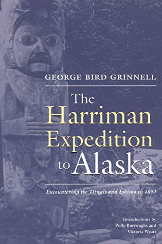 9781889963983: Harriman Expedition to Alaska: Encountering the Tlingit and Eskimo in 1899