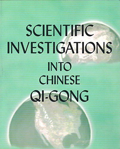 9781889983066: scientific investigations into chinese qi-gong