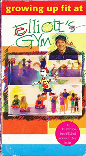 9781890008239: Growing up Fit At Elliott's Gym