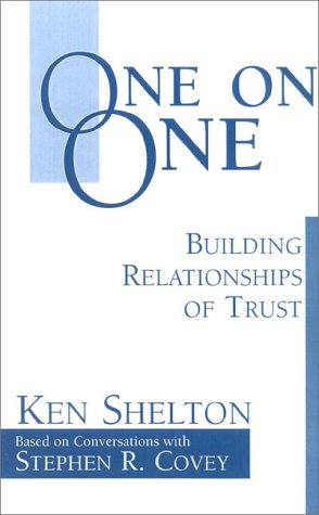 9781890009830: One on One: Conversations with Stephen Covey